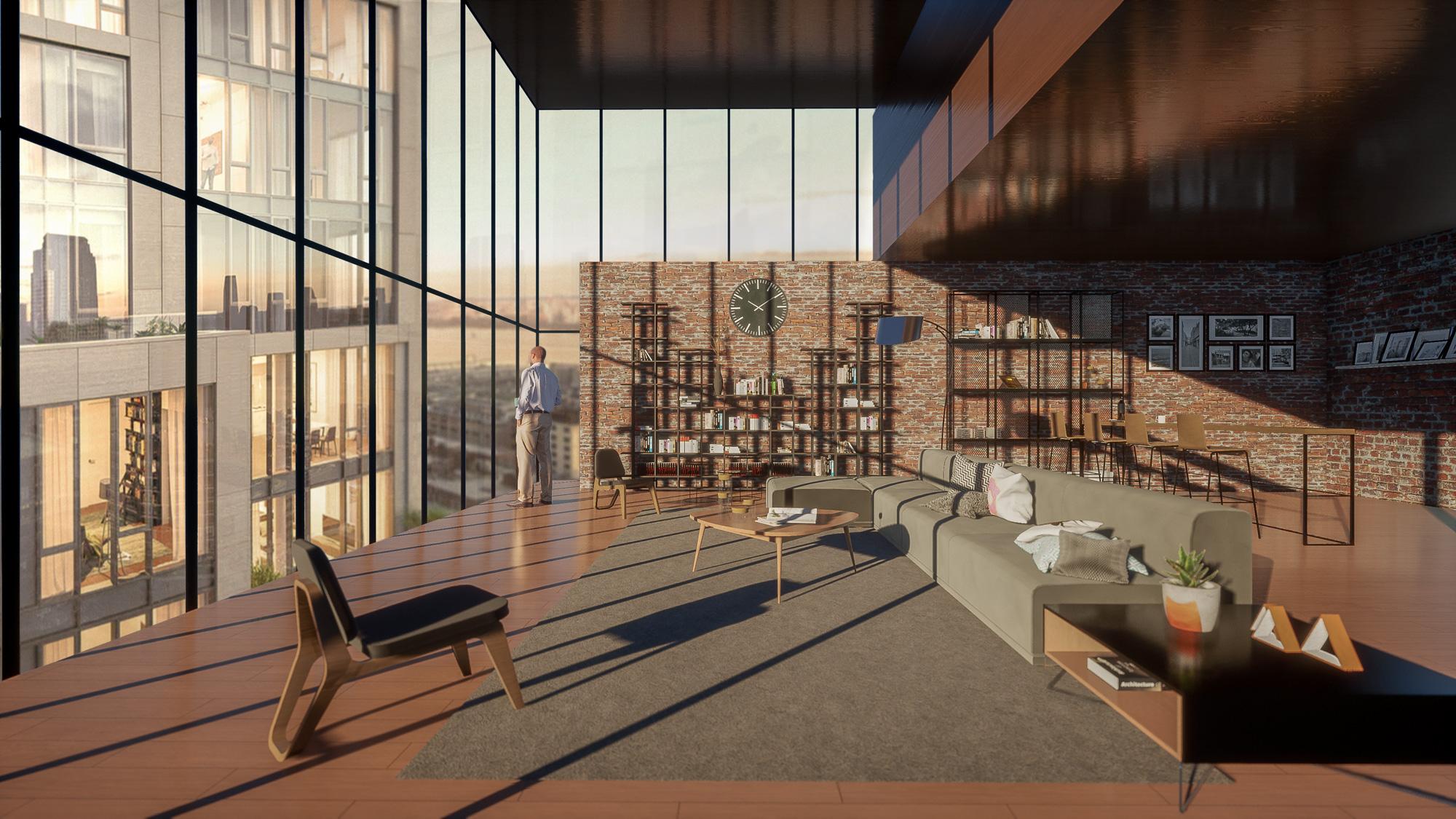Dyade - Projet vue Indoor PSD