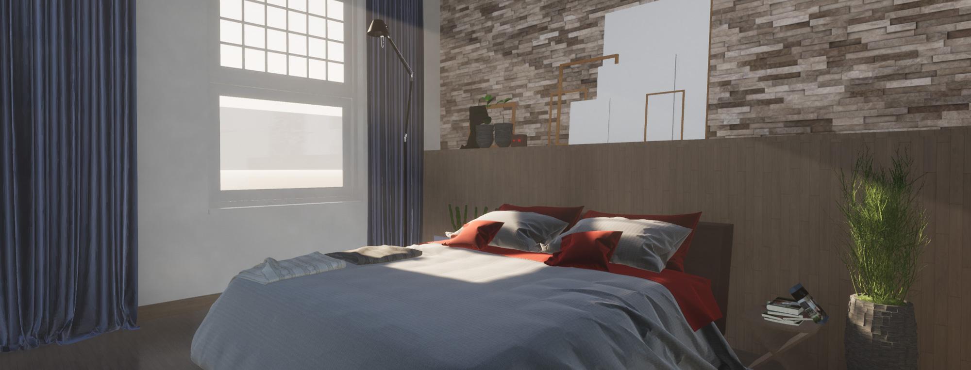 Dyade - Projet Chambre Twin