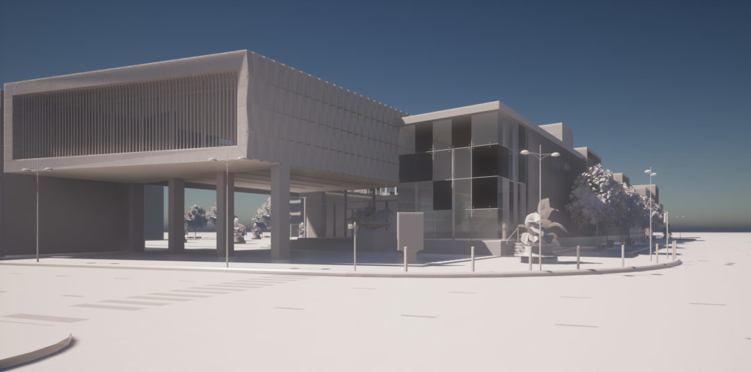 Dyade - Projet Université Clay