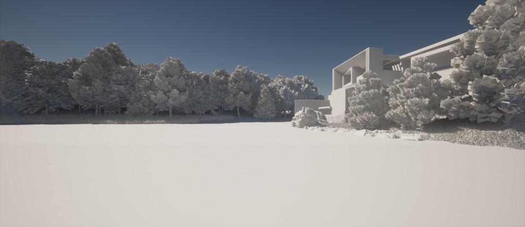 Dyade - Projet Villa Lac Clay